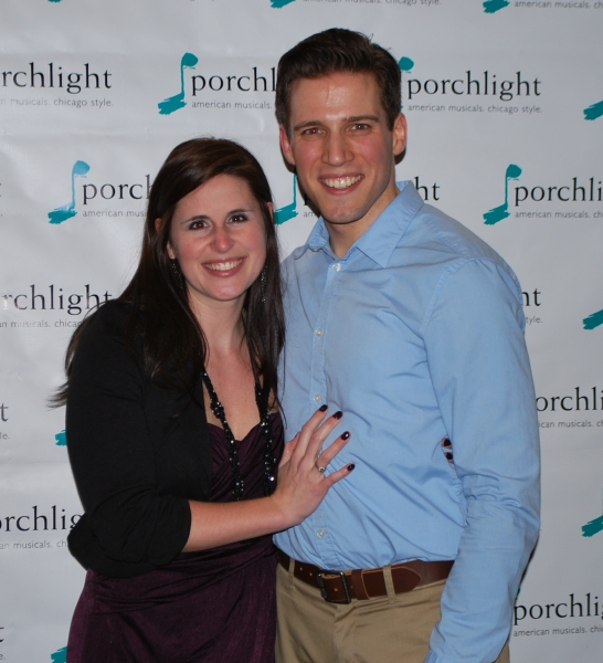 Photo Flash: Chicago Porchlight Theatre Opens A CATERED AFFAIR