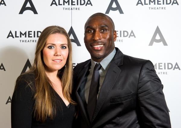 Photos: Jonathan Pryce, Jenna Russell, et al. at 2012 Almeida Gala
