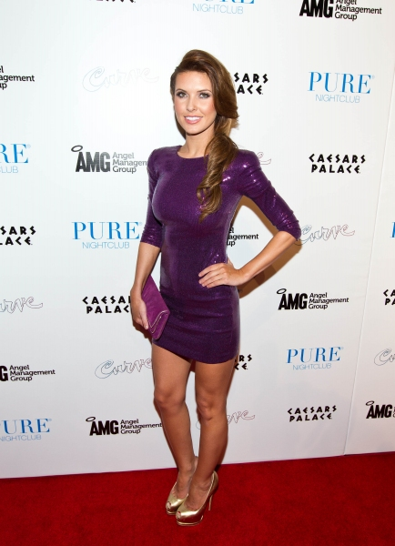 Exclusive House Coverage Audrina Patridge Promotes Curve