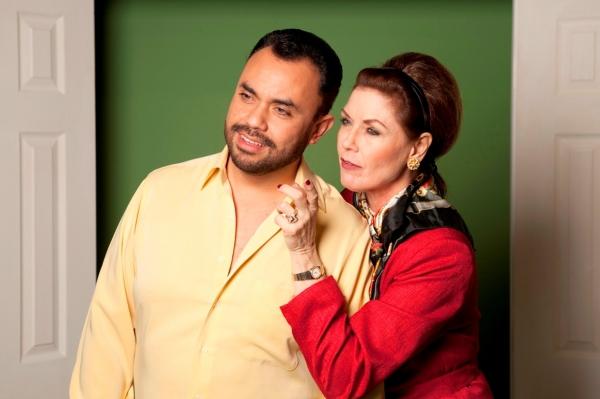 Alex Sierra and Marcia Ragonetti