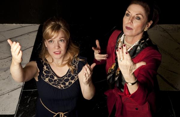 Kelly Tredt and Marcia Ragonetti