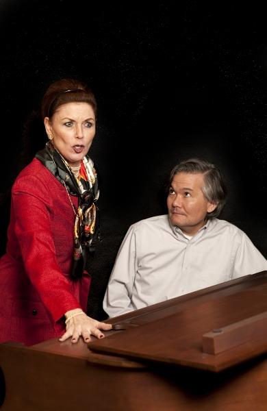 Marcia Ragonetti and Travis Mamoto