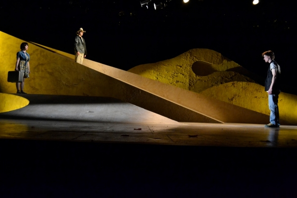 Photo Flash: Fordham University Theatre Program Presents ANON(YMOUS)