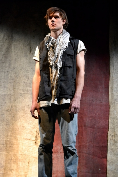 Photo Flash: Fordham University Theatre Program Presents ANON(YMOUS)