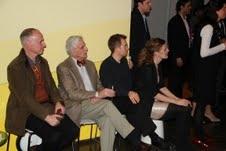 Jonathan Hollander, Philip Caggiano, Thomas Bagwell and Rebecca Ringle