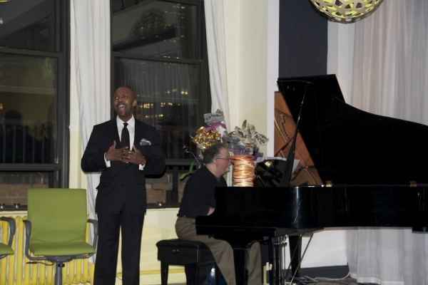 Photo Flash: Sing for Hope's 'If Music Be the Food of Love' With T. Oliver Reid