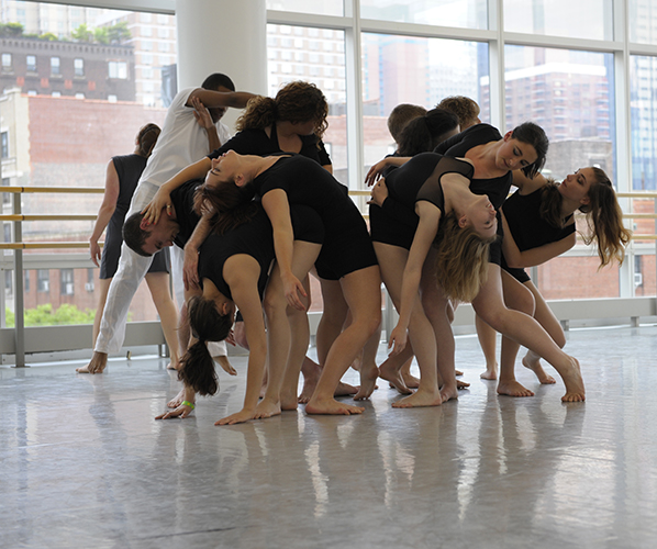 Jazz Choreography Enterprises, Inc. Presents 'NY Jazz Choreography Project', 4/20-22