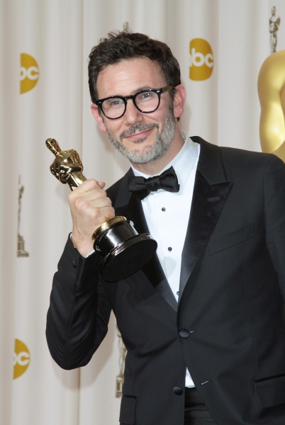 Michel Hazanavicius at 2012 Academy Awards - The Winners!