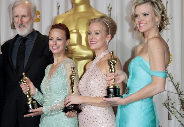 James Cromwell, Berenice Bejo, Penelope Ann Miller and Missi Pyle