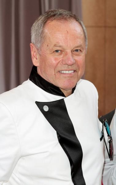 Wolfgang Puck at 2012 Academy Awards - Red Carpet Part 1
