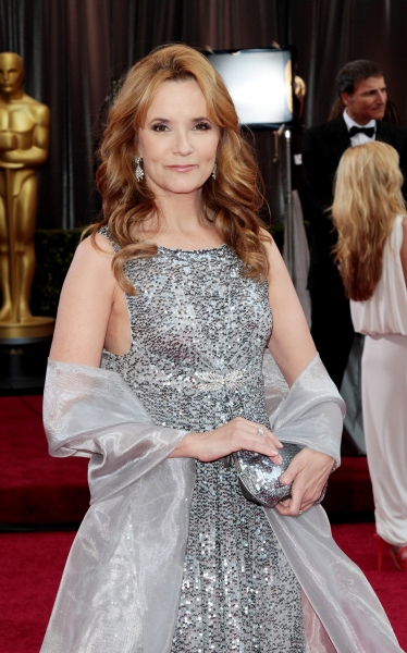 Lea Thompson at 2012 Academy Awards - Red Carpet Part 1