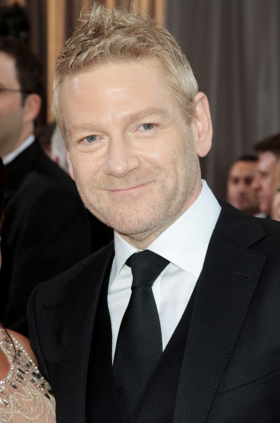 Kenneth Branagh at 2012 Academy Awards - Red Carpet Part 1