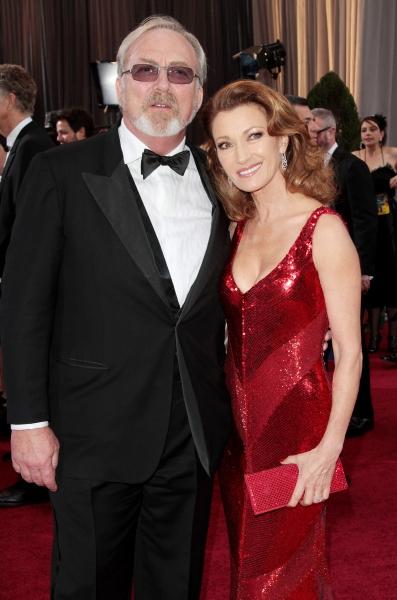 Jane Seymour and James Keach