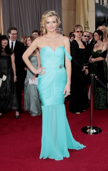 Photo Coverage: 2012 Academy Awards - Red Carpet Part 1