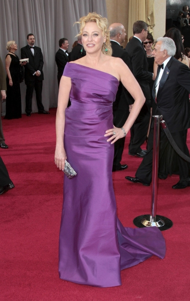 Virginia Madsen at 2012 Academy Awards - Red Carpet Part 1