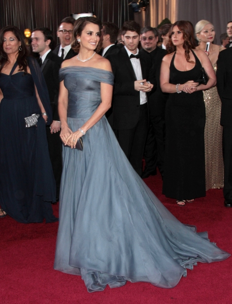 3 at 2012 Academy Awards - Red Carpet Part 1