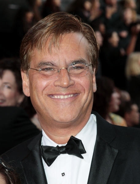 Aaron Sorkin at 2012 Academy Awards - Red Carpet Part 1