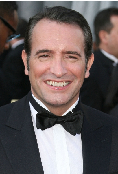 Jean Dujardin at 2012 Academy Awards - Red Carpet Part 2