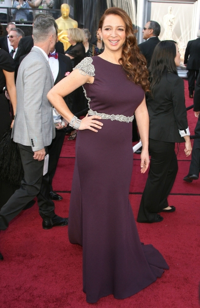 Maya Rudolph at 2012 Academy Awards - Red Carpet Part 2