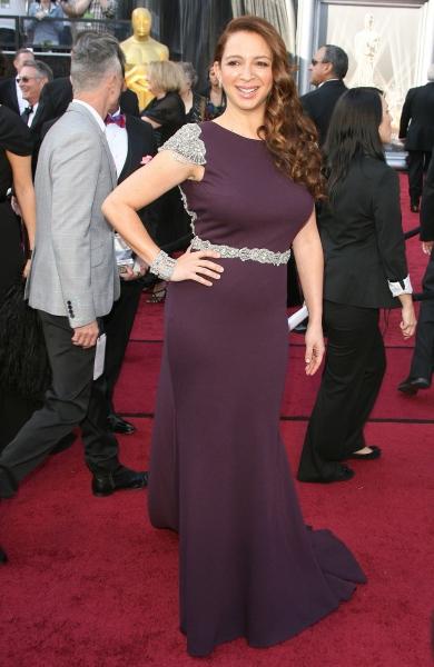 Maya Rudolph at 2012 Academy Awards - Red Carpet Part 2