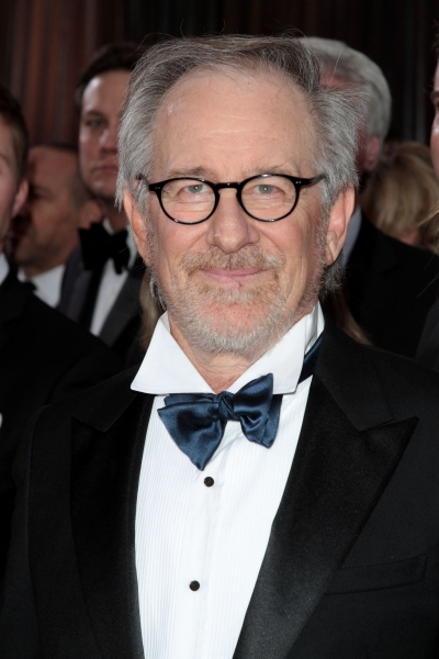 Steven Spielberg at 2012 Academy Awards - Red Carpet Part 2