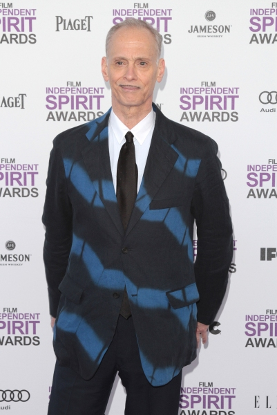 John Waters pictured arriving at the 2012 Film Independent Spirit Awards in Santa Monica, Ca February 25, 2012 © RD / Orchon / Retna Digital at 2012 Starry Spirit Awards Red Carpet - Zac Efron, Michelle WIlliams & More!