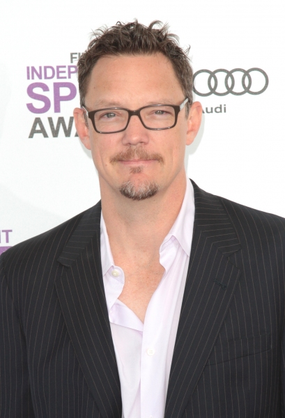 Matthew Lillard pictured arriving at the 2012 Film Independent Spirit Awards in Santa Monica, Ca February 25, 2012 © RD / Orchon / Retna Digital