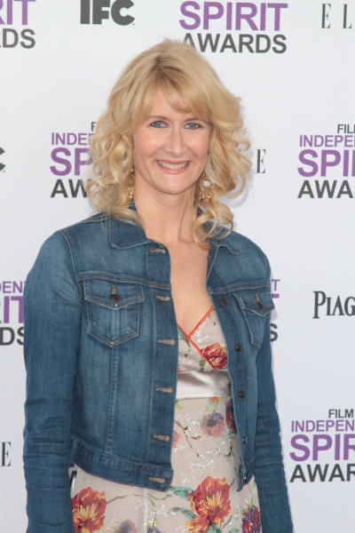 Laura Dern pictured arriving at the 2012 Film Independent Spirit Awards in Santa Monica, Ca February 25, 2012 © RD / Orchon / Retna Digital at 2012 Starry Spirit Awards Red Carpet - Zac Efron, Michelle WIlliams & More!