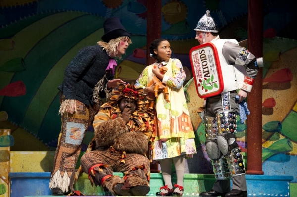 Photo Flash: Alliance Theatre Presents THE WIZARD OF OZ