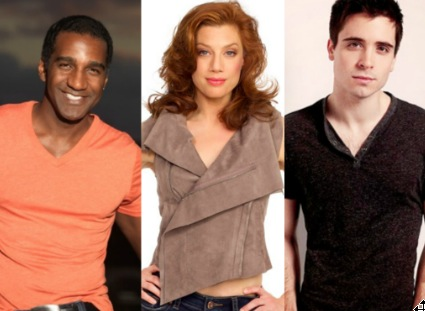 Norm Lewis, Jessica Phillips, Matt Doyle & More Join PUBLIC SINGS! Lineup
