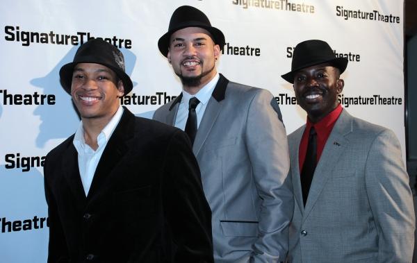 Lloyd Watts, Nicholas Christopher, Charlie Hudson III