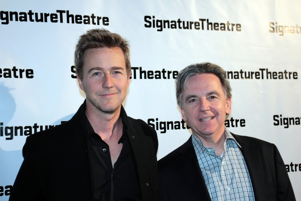Edward Norton, Charles Mee at Katori Hall's HURT VILLAGE Opens at Signature; Edward Norton & More!