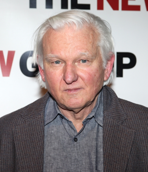 David Rabe  at Alan Rickman, Janeane Garofalo & More Honor David Rabe, Nancy Manochrian at The 2012 New Group Gala