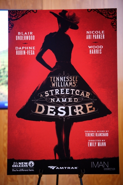 Photo Coverage: A STREETCAR NAMED DESIRE Meets the Press!