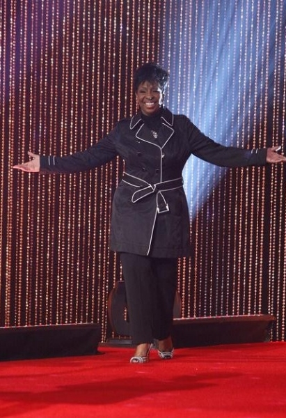 Gladys Knight at First Look - The Cast of DANCING WITH THE STARS Season 14