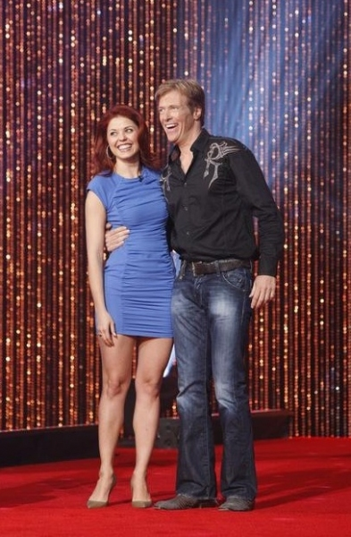 Anna Trebunskaya & Jack Wagner at First Look - The Cast of DANCING WITH THE STARS Season 14