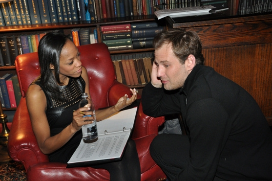Photo Coverage: Chad Kimball, Nikki M. James at Project Shaw's BACK TO METHUSELAH