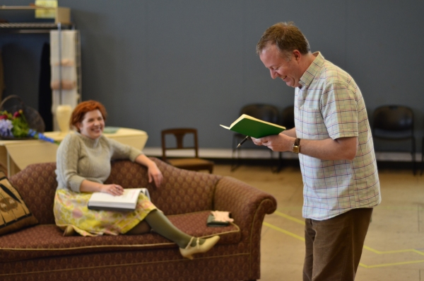 Photo Flash: Meet the Cast of Guthrie Theater's HAY FEVER