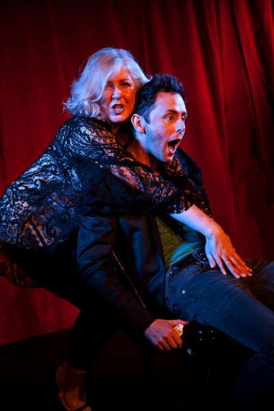 Photo Flash: First Look at A SONG CYCLE FOR SOHO at Soho Theatre, London