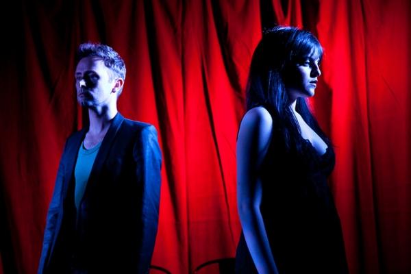 James Gillan and Niamh Perry Photo
