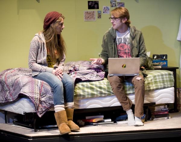 Zoe Levin and Bradley Grant Smith