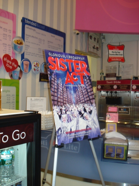 Photo Flash: Tasti D-Light Unveils Flavor in Honor of SISTER ACT