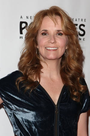 Lea Thompson at SPAMALOT Opens at Pantages Theatre!