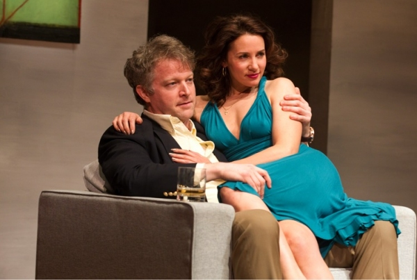Photo Flash: Signature Theatre Company Presents Edward Albee's THE LADY FROM DUBUQUE