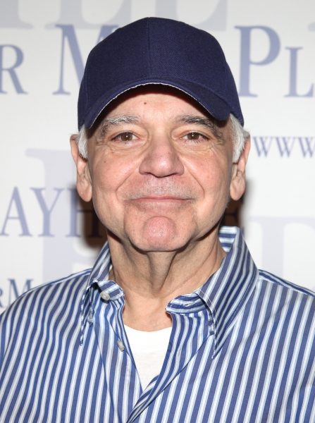 Ray Demattis  at Meet the Company of Paper Mill's DAMN YANKEES!