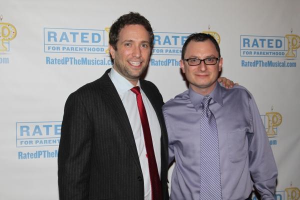 David Rossmer and Dan Lipton