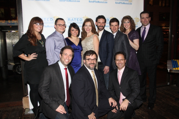 Meg Zervoulis, Dan Lipton, Joanna Young, Sandy Rustin, Jeremy Dobrish, David Josefsberg, Courtney Balan, Chris Hoch, David Rossmer, Timothy Schmidt and Andrew Asnes