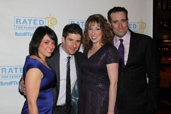 Joanna Young, David Josefsberg, Courtney Balan and Chris Hoch