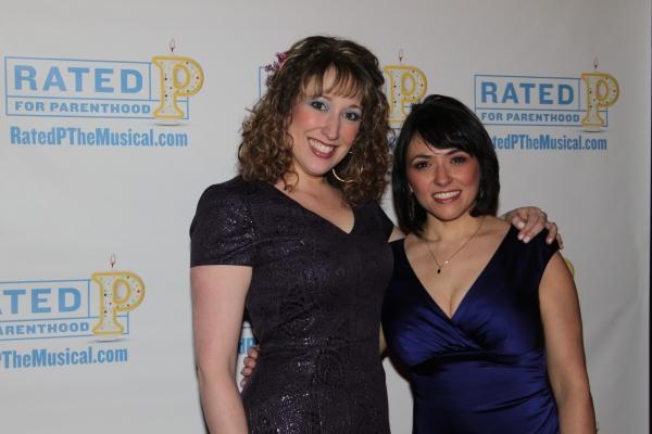 Courtney Balan and Joanna Young