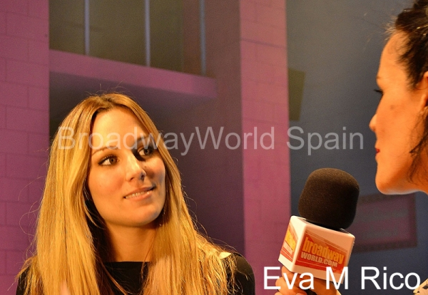 Edurne y Fanni Alcazar at